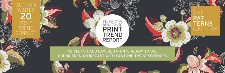 WOMEN PRINT TREND REPORT. Autumn-winter 2019/20