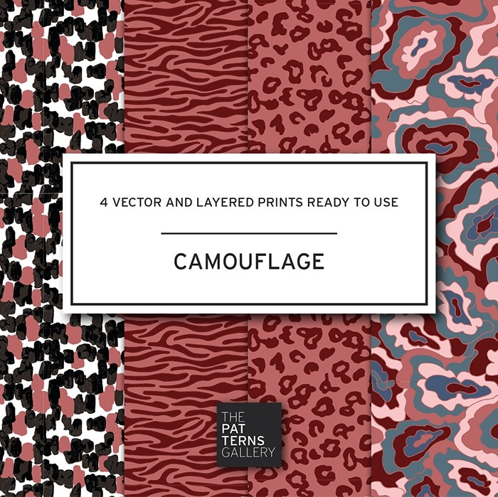 Camouflage PP009