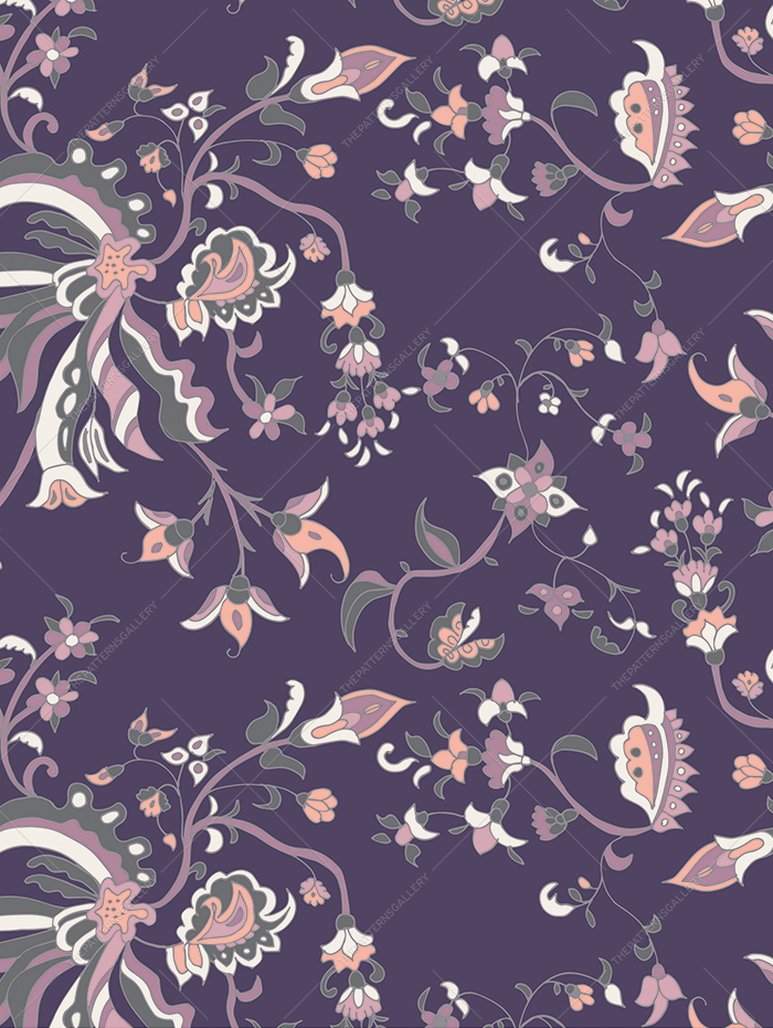 Baroque Flowers TPC202