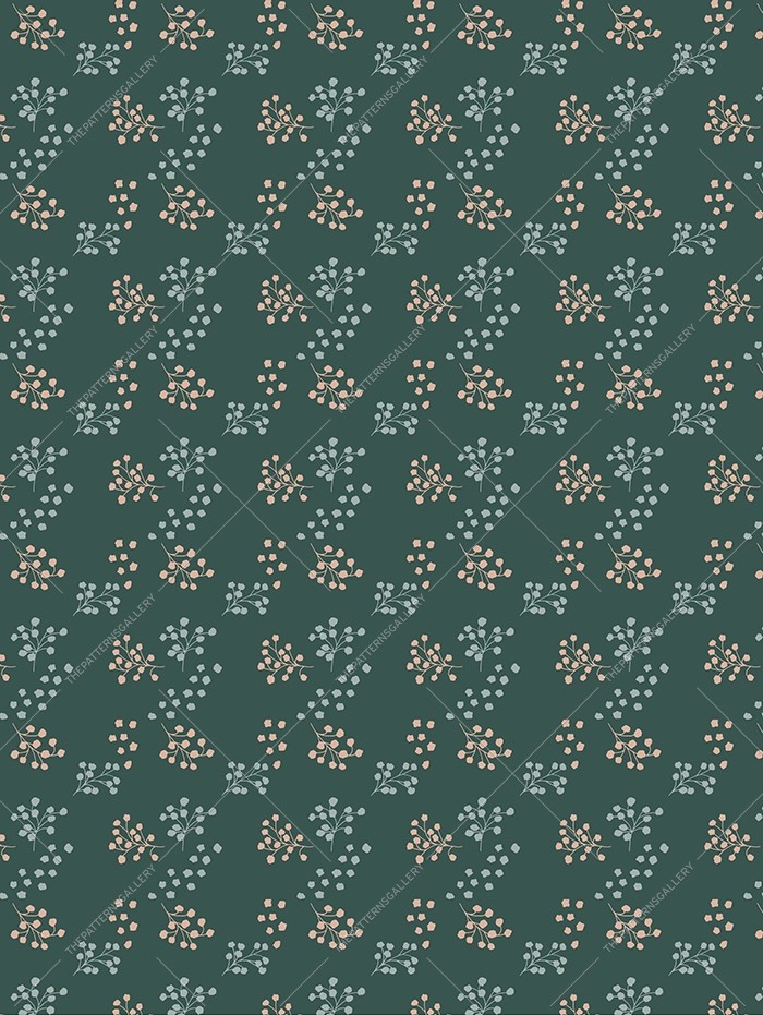 Small Flowers TPG154