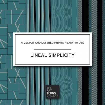 Lineal simplicity PP015
