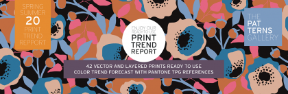 WOMEN PRINT TREND REPORT. Spring-Summer 20