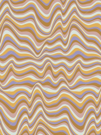 Psychedelic stripes TPG099